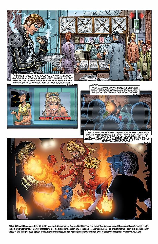 Uncanny X-Men (1963-2011) #396