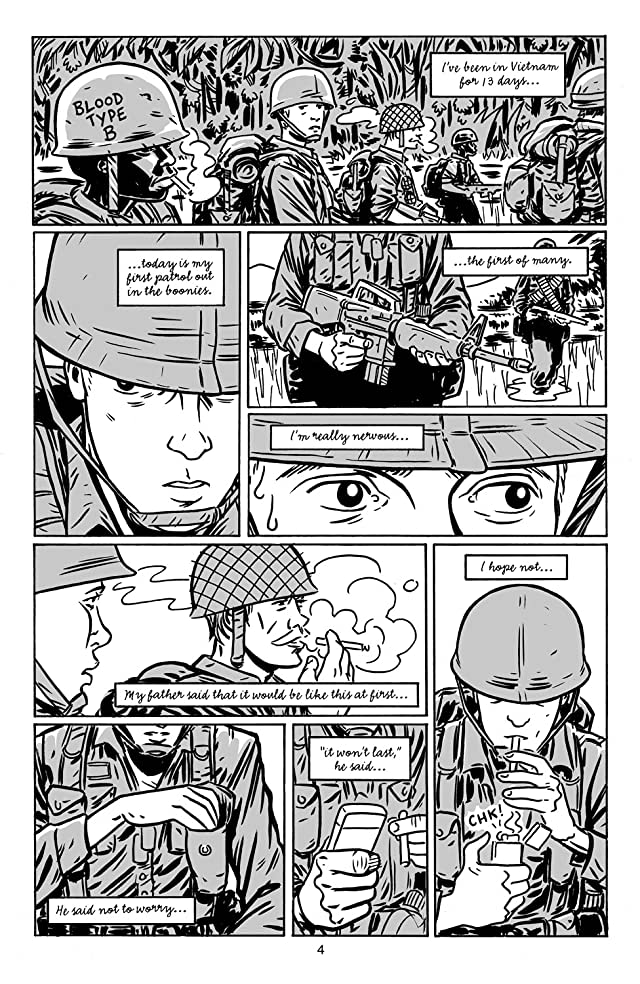 click for super-sized previews of Guerillas #1