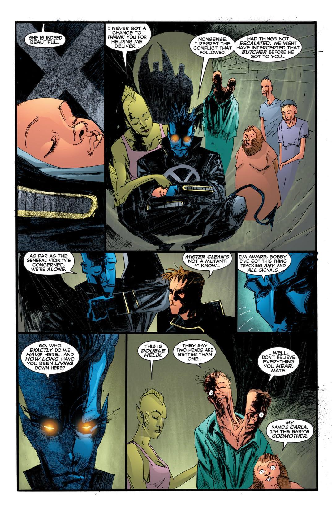 Uncanny X-Men (1963-2011) #398