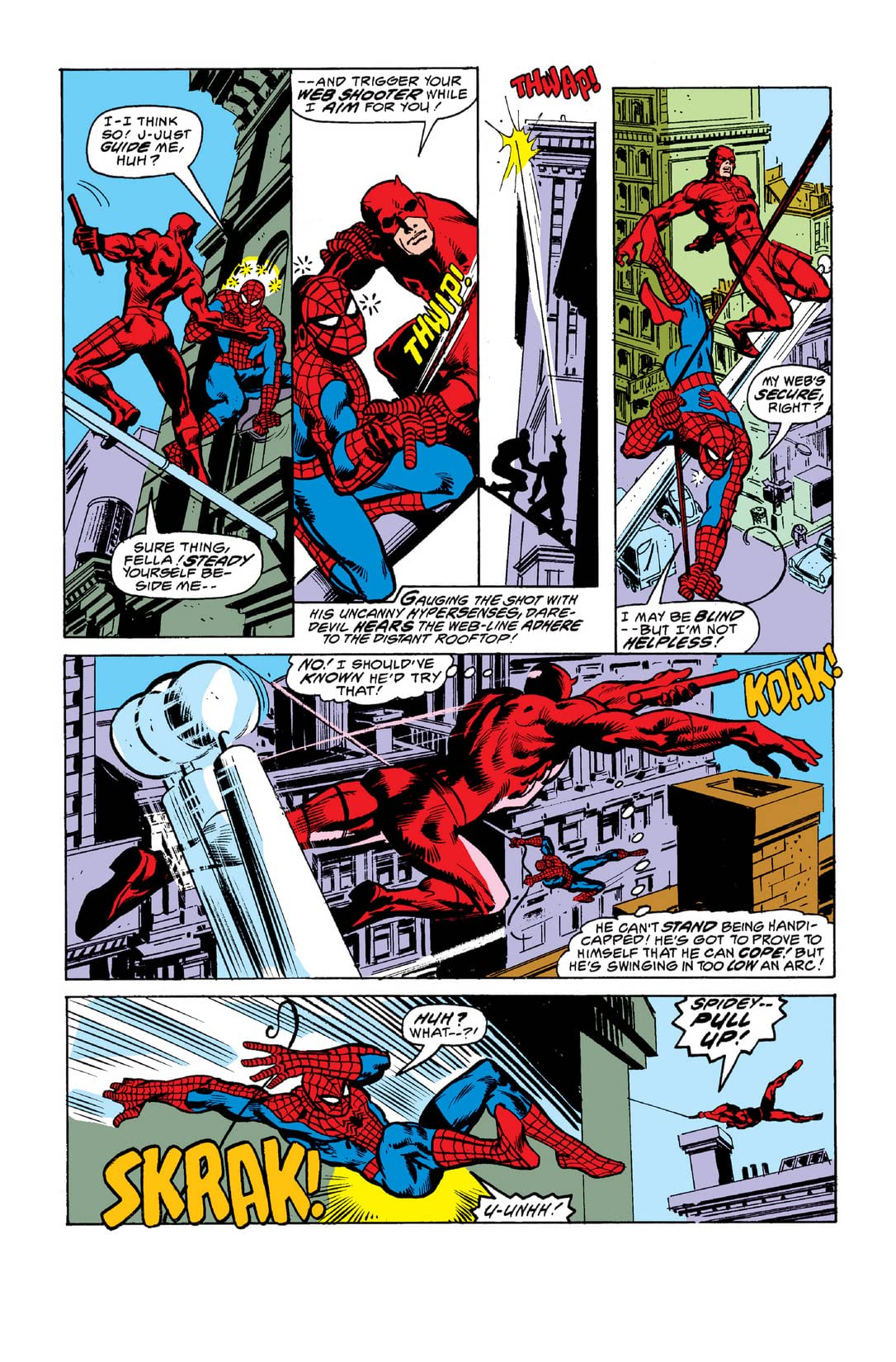Peter Parker, The Spectacular Spider-Man (1976-1998) #27