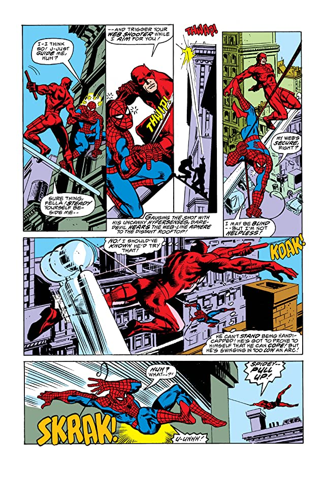 click for super-sized previews of Peter Parker, The Spectacular Spider-Man (1976-1998) #27