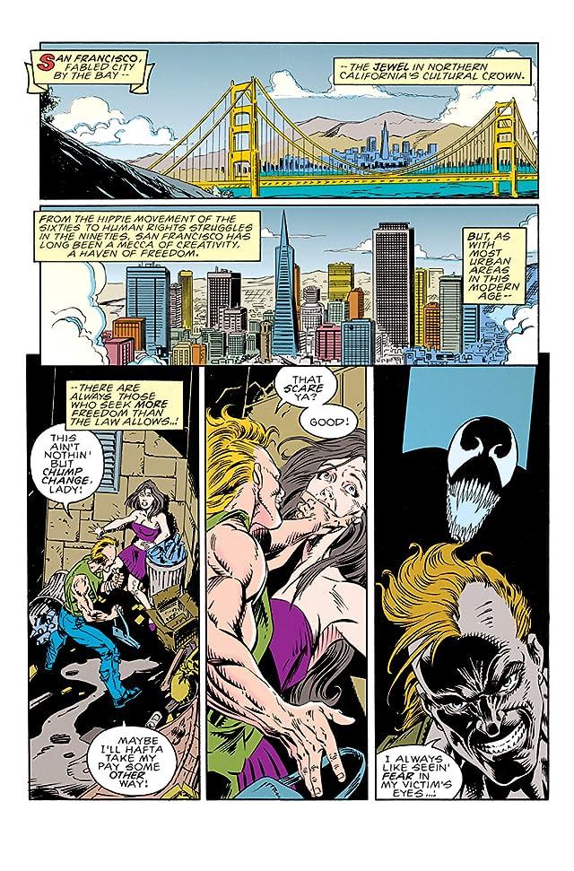 Venom #1: Lethal Protector