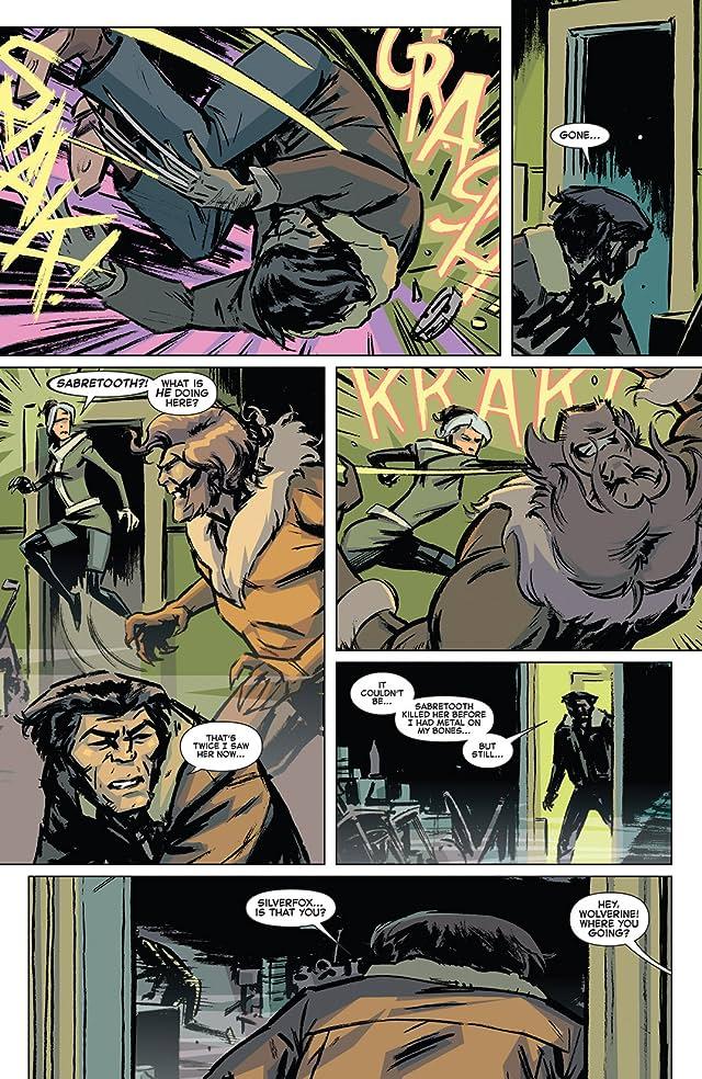 Marvel Knights: X-Men (2013-) #2 (of 5)