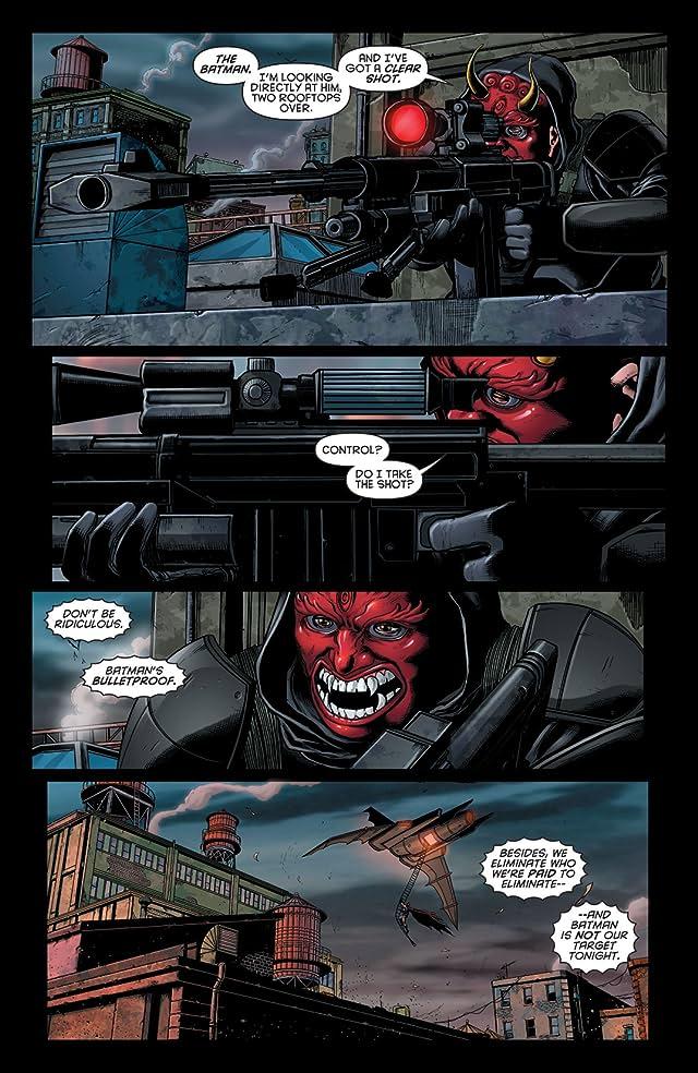 click for super-sized previews of Batman: Detective Comics (2011-) Vol. 3: Emperor Penguin