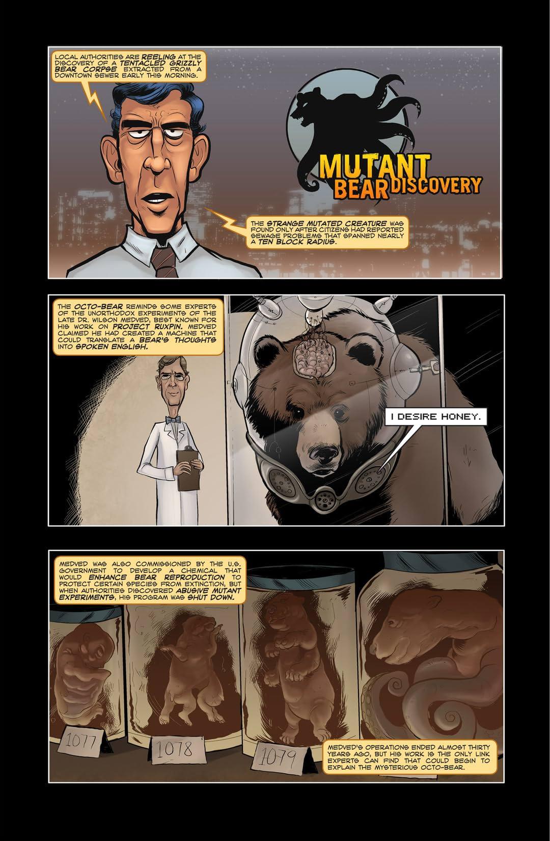 Bearmageddon Vol. 1