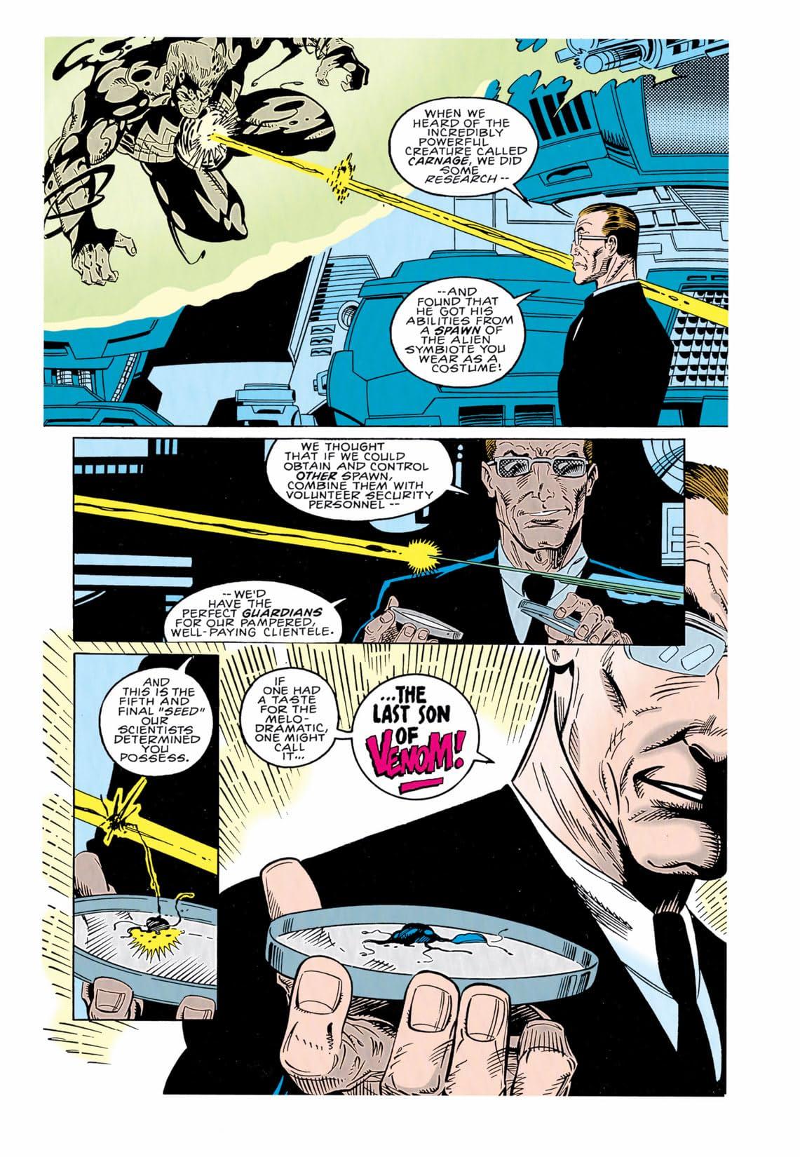 Venom #4: Lethal Protector
