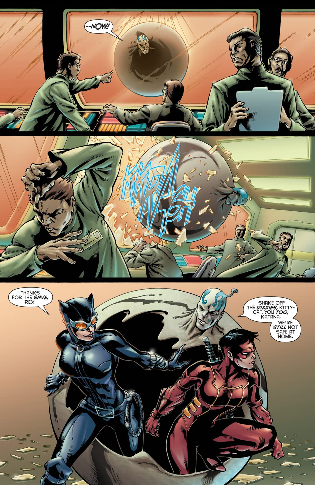 Batman and the Outsiders #2