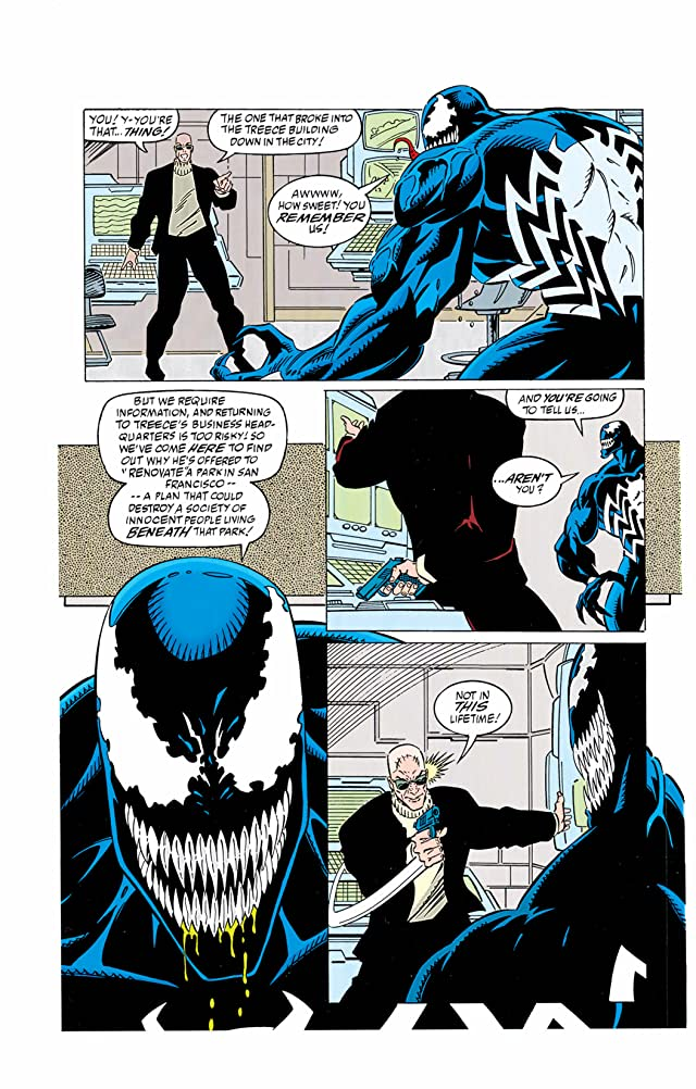 click for super-sized previews of Venom #6: Lethal Protector