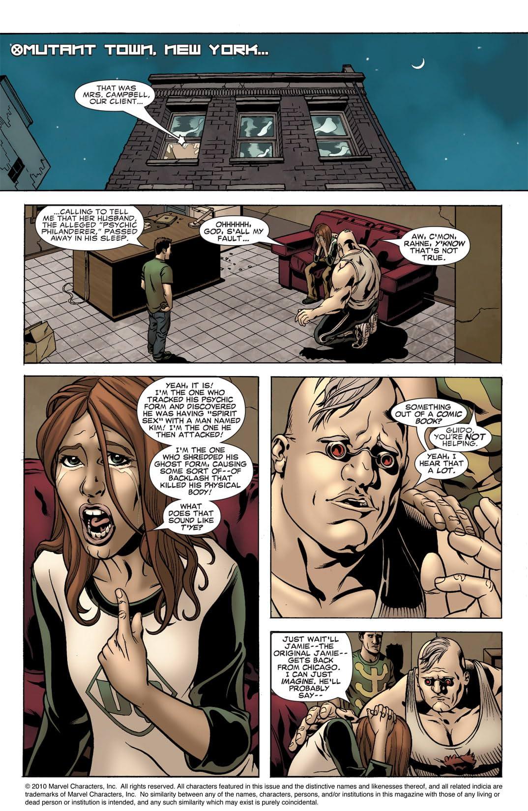 Madrox #5: Marvel Knights