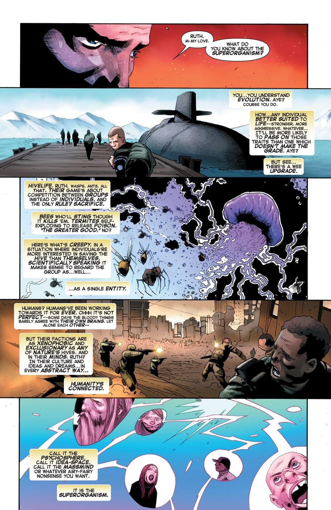 X-Men: Legacy (2012-2014) #21