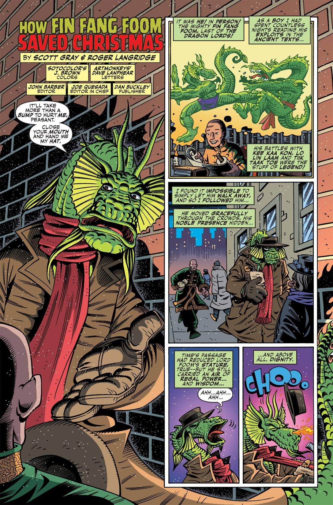 Marvel Holiday Special: 2006