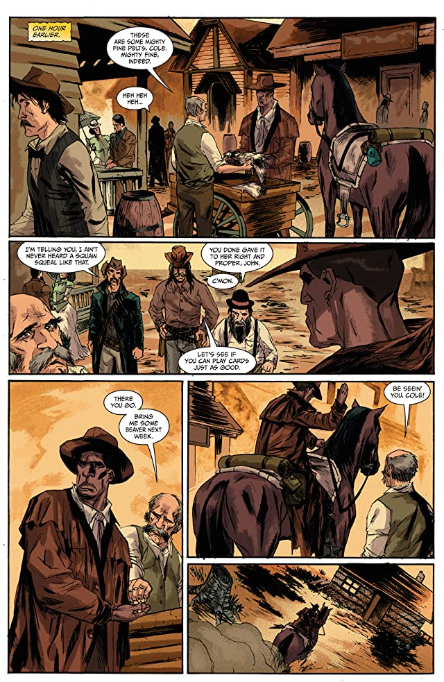 click for super-sized previews of Pale Horse #1