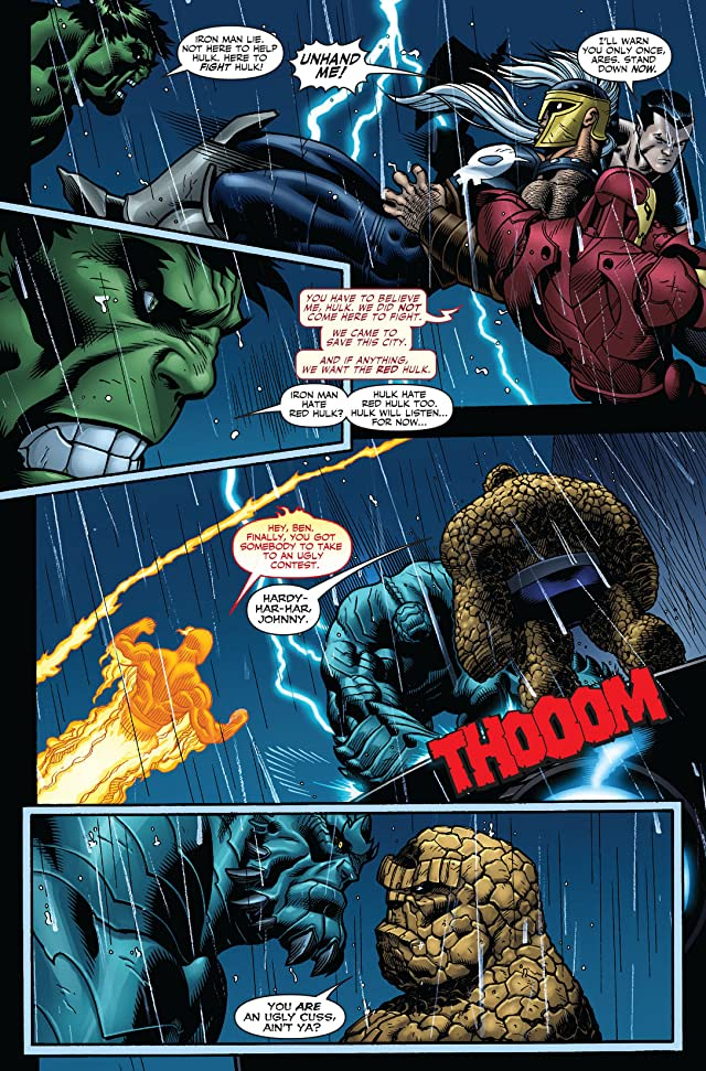 click for super-sized previews of Hulk (2008-2012) #6
