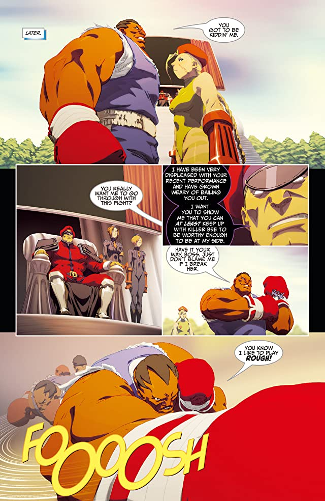 click for super-sized previews of Street Fighter II Turbo #10