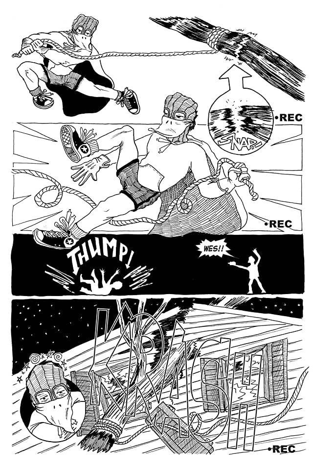 Viral: A Slasher Comic