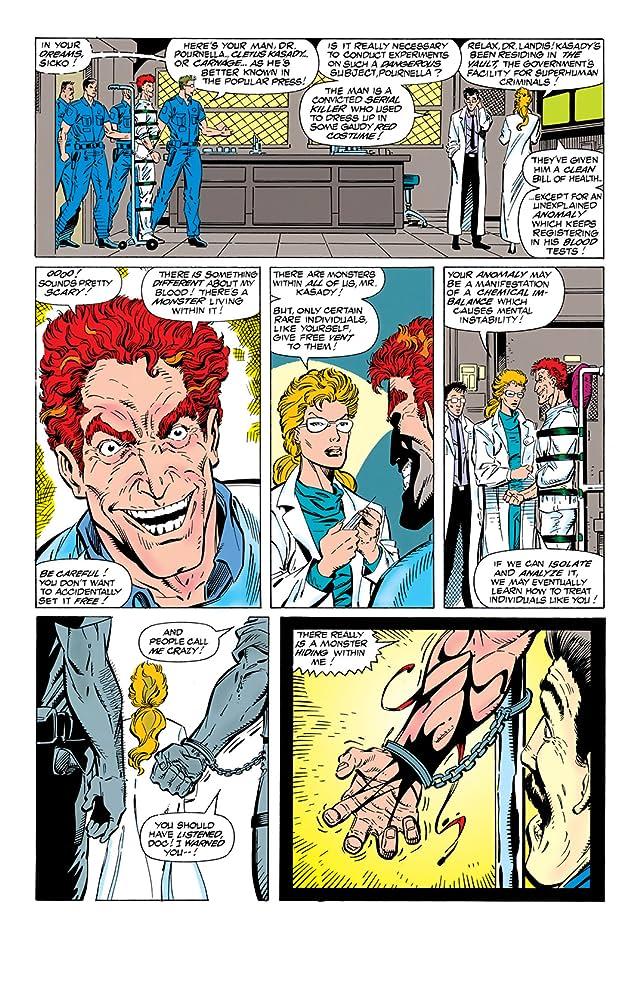 Spider-Man Unlimited (1993-1998) #1