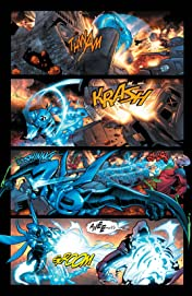 Blue Beetle (2011-2013) Vol. 1: Metamorphosis