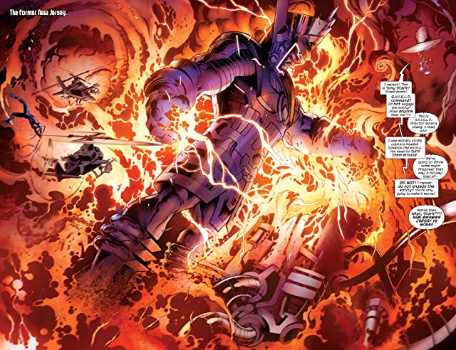 click for super-sized previews of Cataclysm: The Ultimates' Last Stand #2 (of 5)