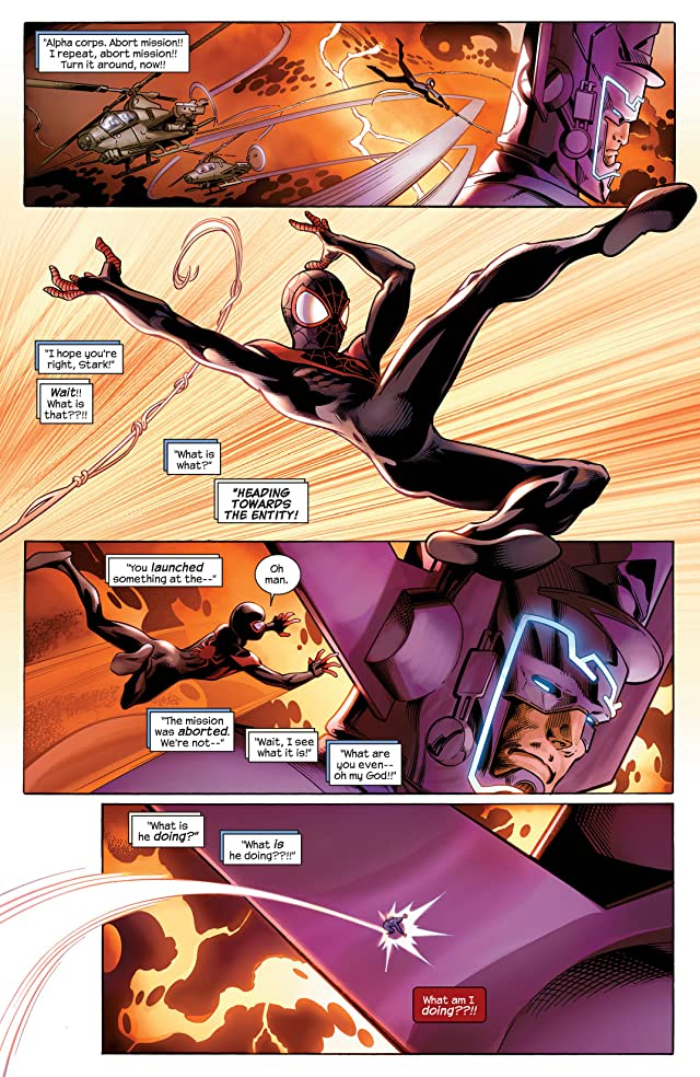 click for super-sized previews of Cataclysm: The Ultimates' Last Stand #2