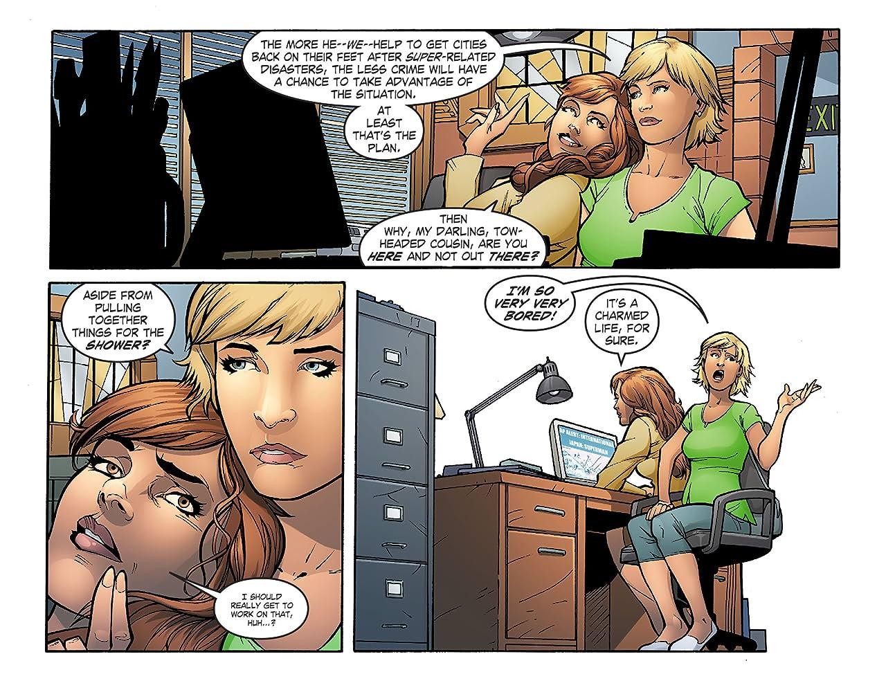 Smallville: Alien #3