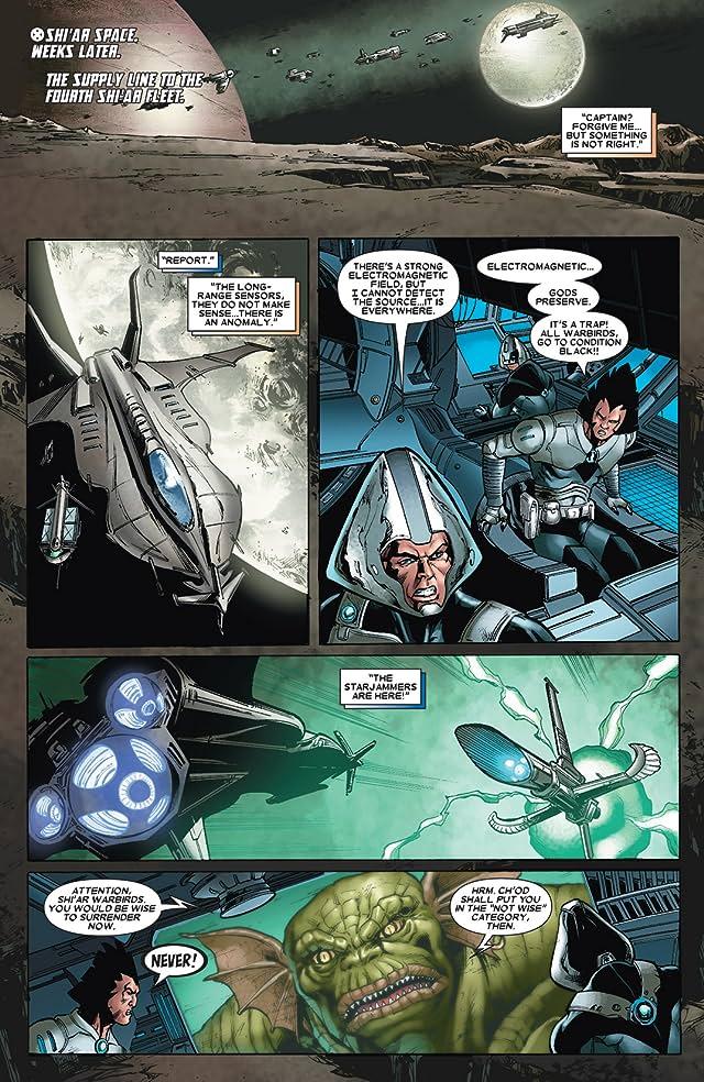 click for super-sized previews of X-Men: Emperor Vulcan #1