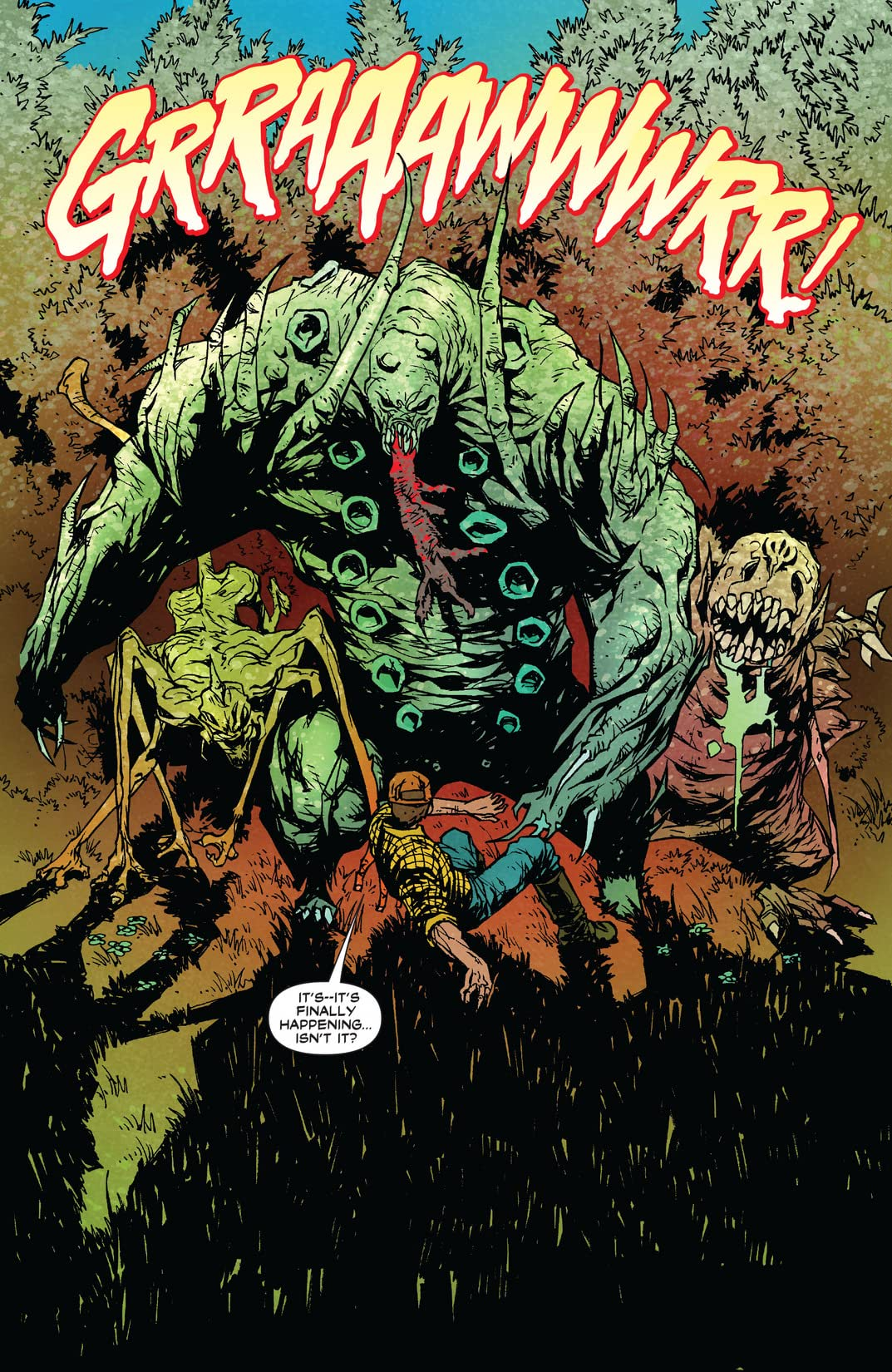 Frankenstein: Agent of S.H.A.D.E. (2011-2013) Vol. 1: War of the Monsters