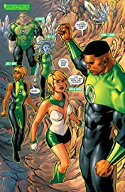 Green Lantern Corps: Lost Army (2015) Vol. 1