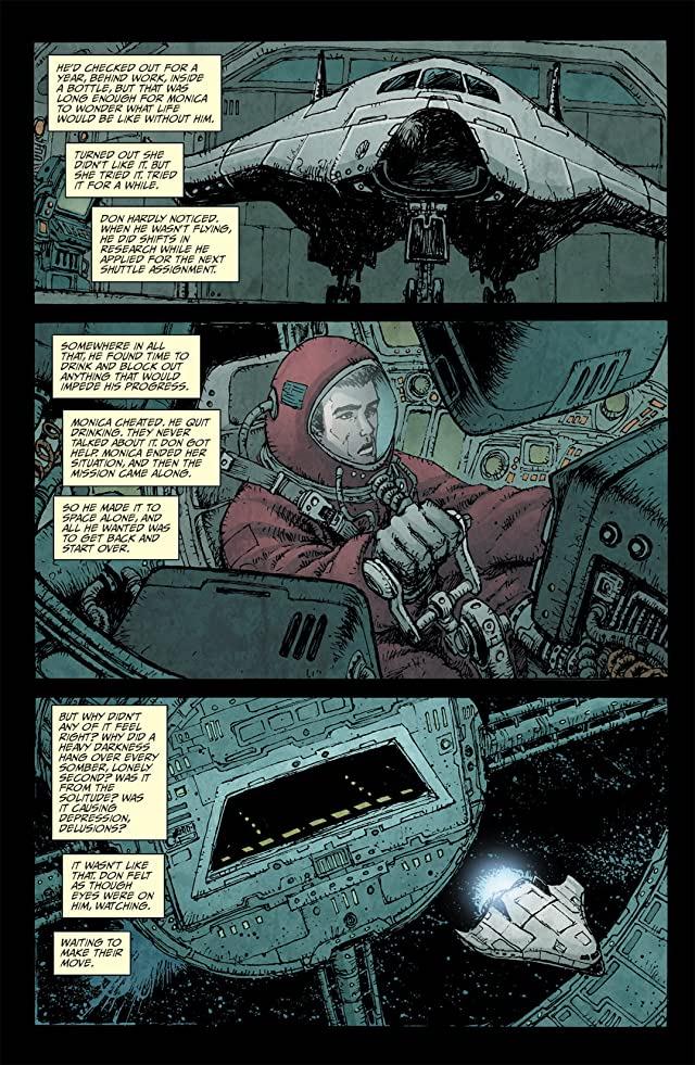 click for super-sized previews of Giant Monster #1