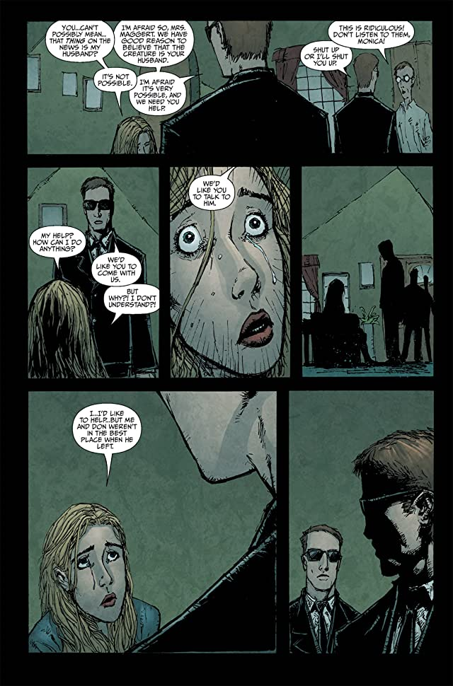 click for super-sized previews of Giant Monster #2