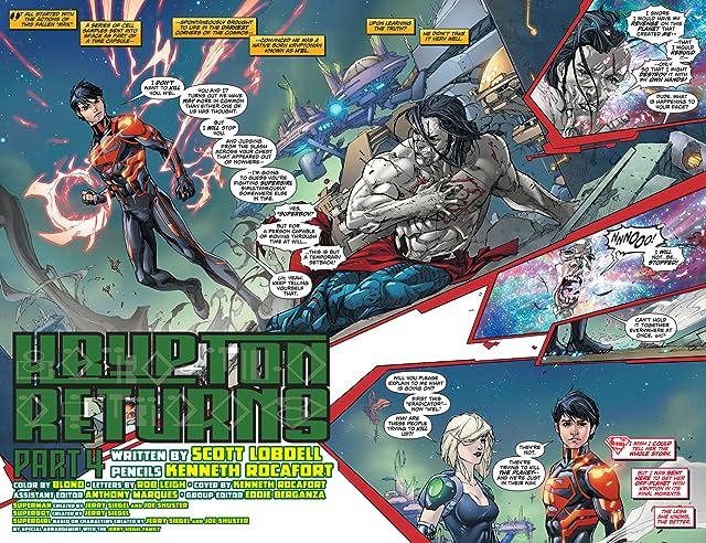 Superman (2011-) #25