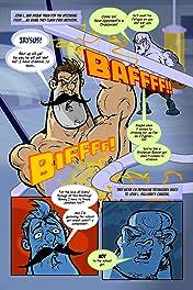 John L. Sullivan Boston Strong Boy In Space #6