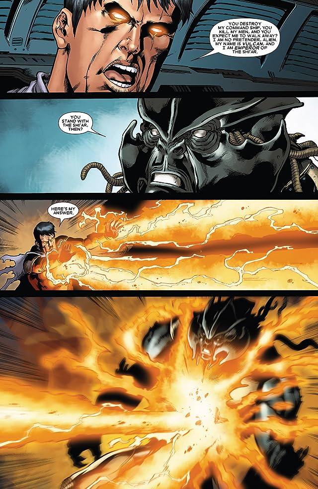 X-Men: Emperor Vulcan #2 (of 5)
