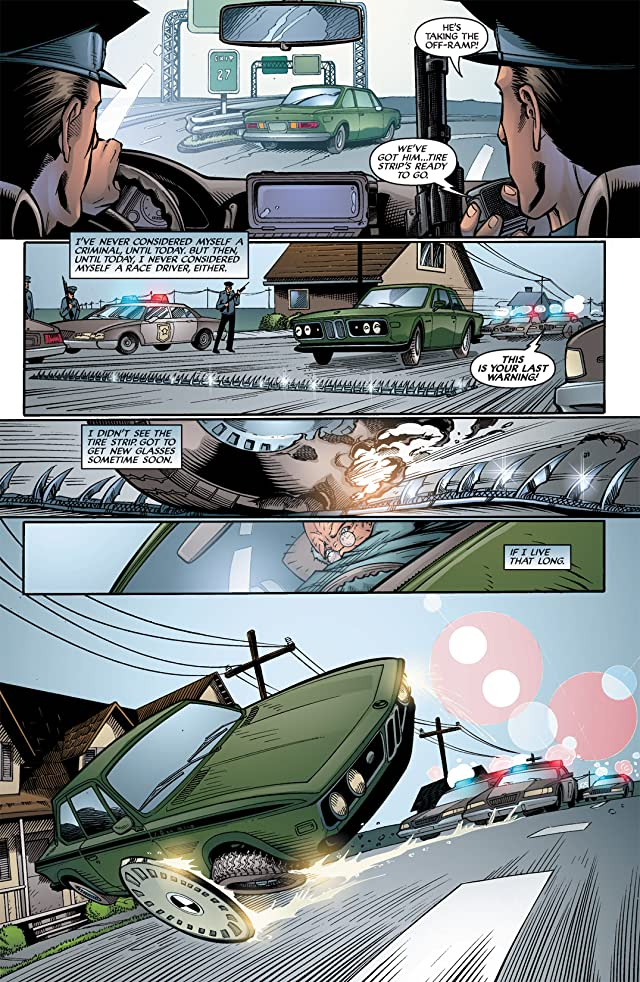 click for super-sized previews of Rising Stars #8