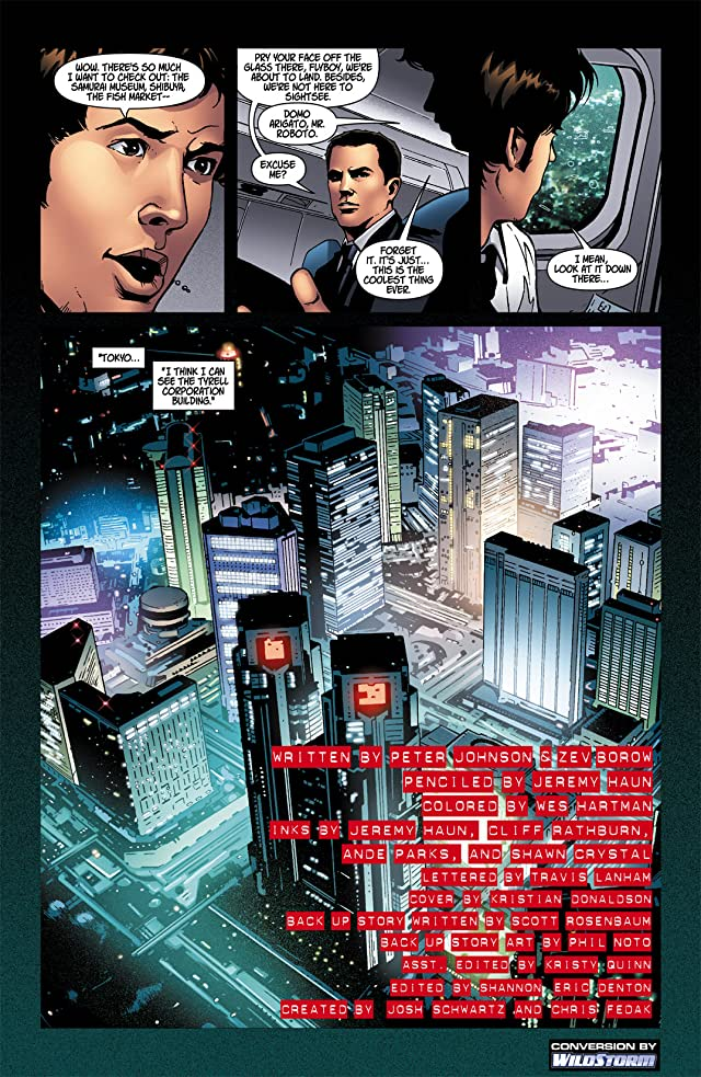 click for super-sized previews of Chuck #2