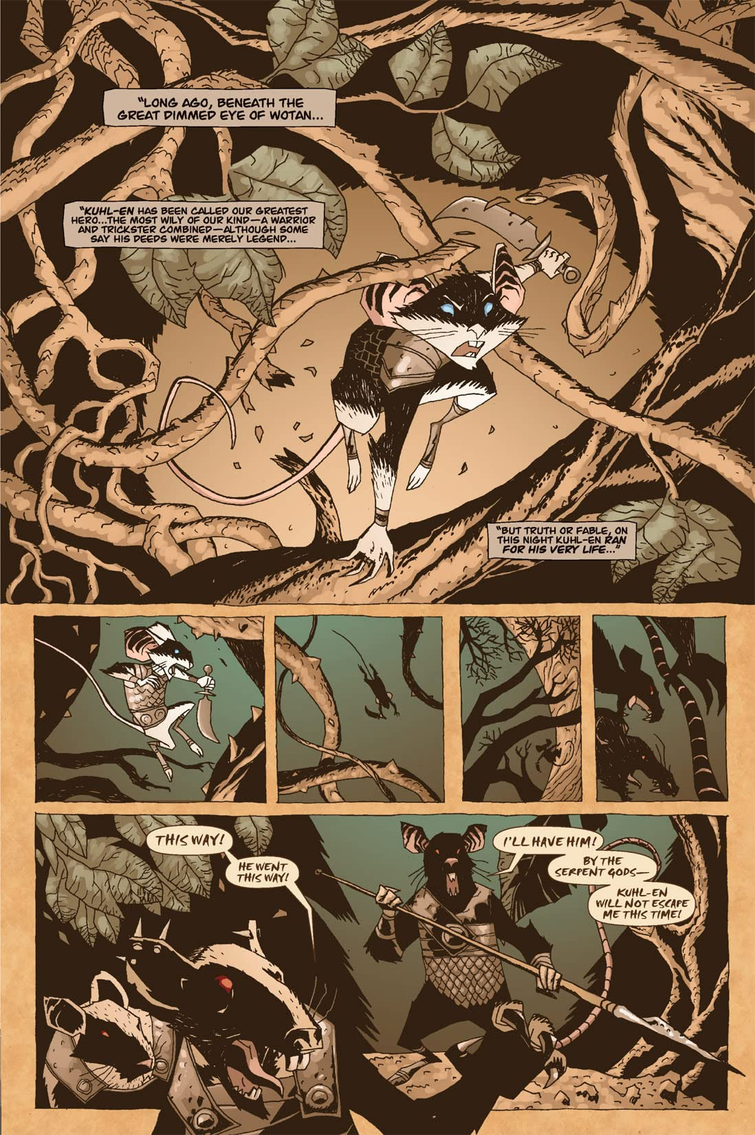 The Mice Templar #6