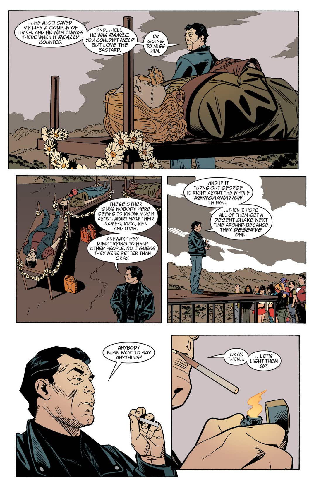 Tom Strong and the Planet of Peril #5 (of 6)