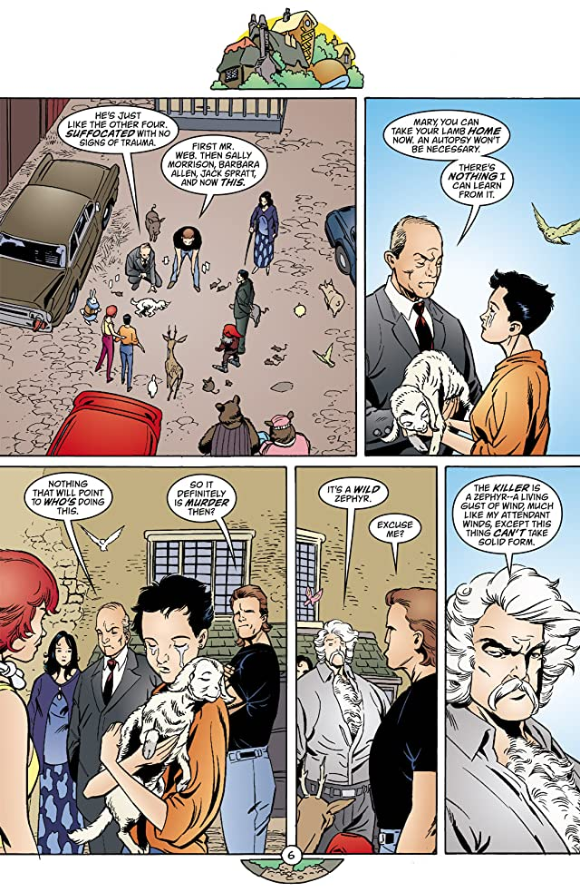click for super-sized previews of Fables #33