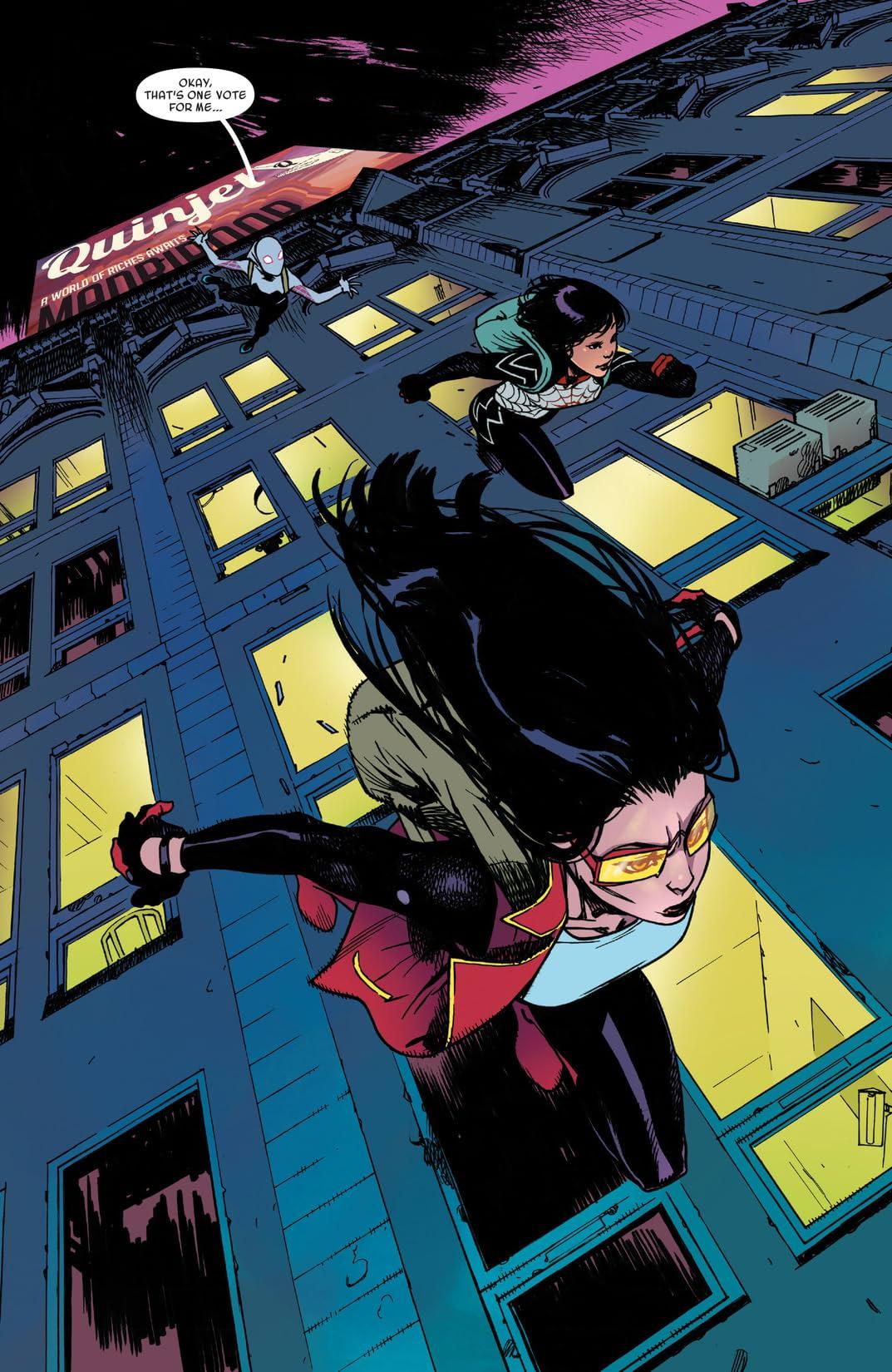 Spider-Gwen (2015-) #7
