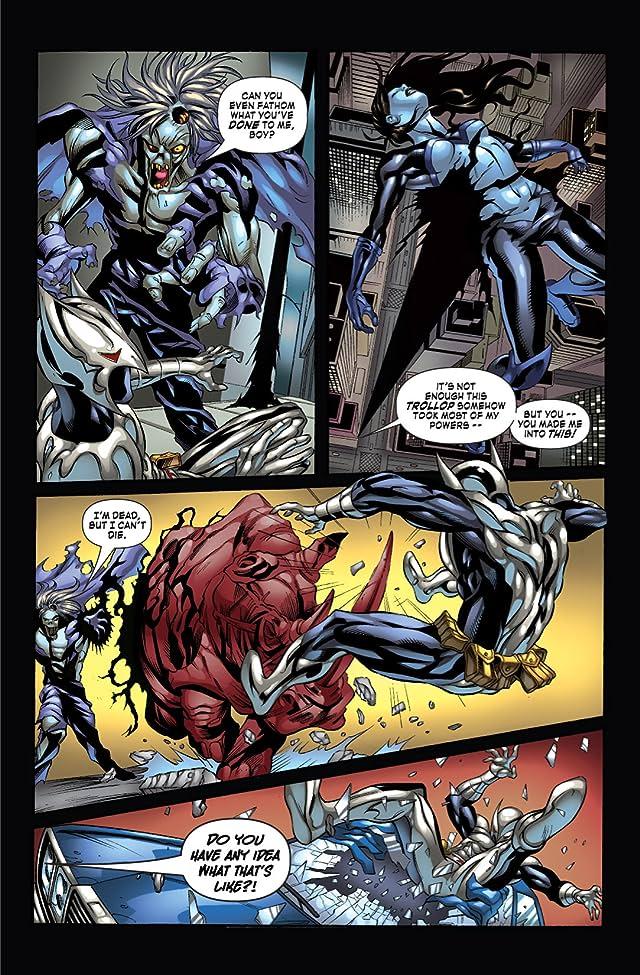 Shadowhawk #6