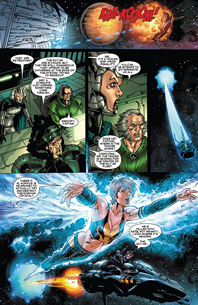 click for super-sized previews of X-Men: Emperor Vulcan #5