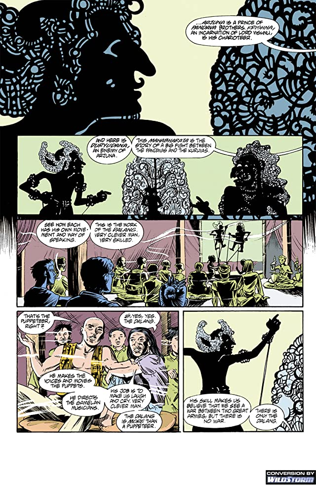 The Invisibles #5