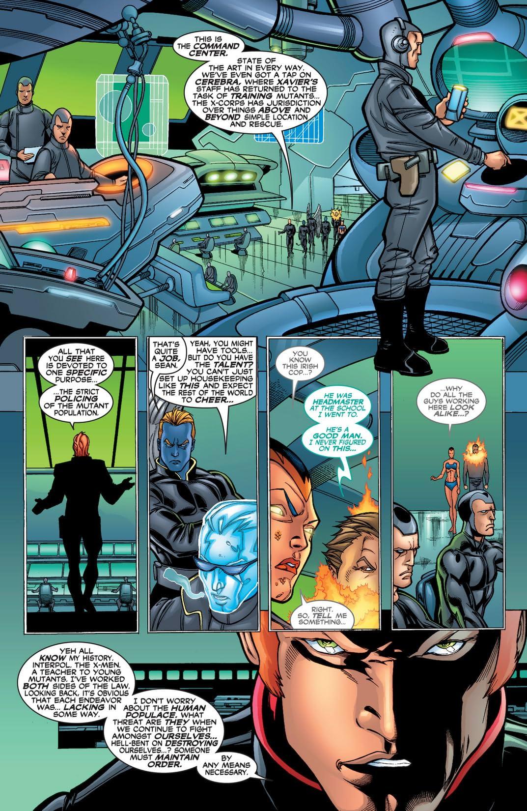 Uncanny X-Men (1963-2011) #402