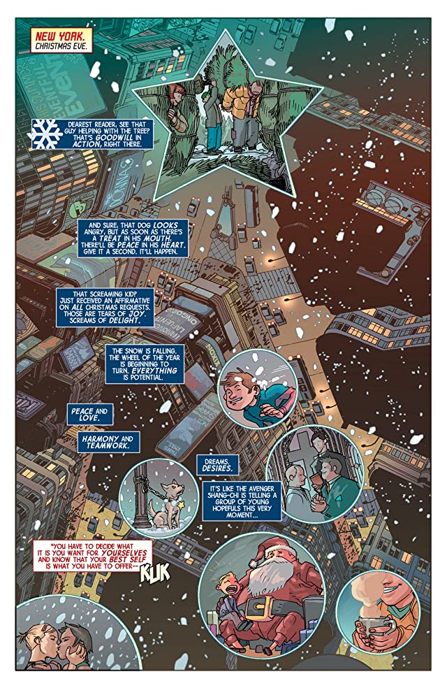 click for super-sized previews of Avengers Annual 2013