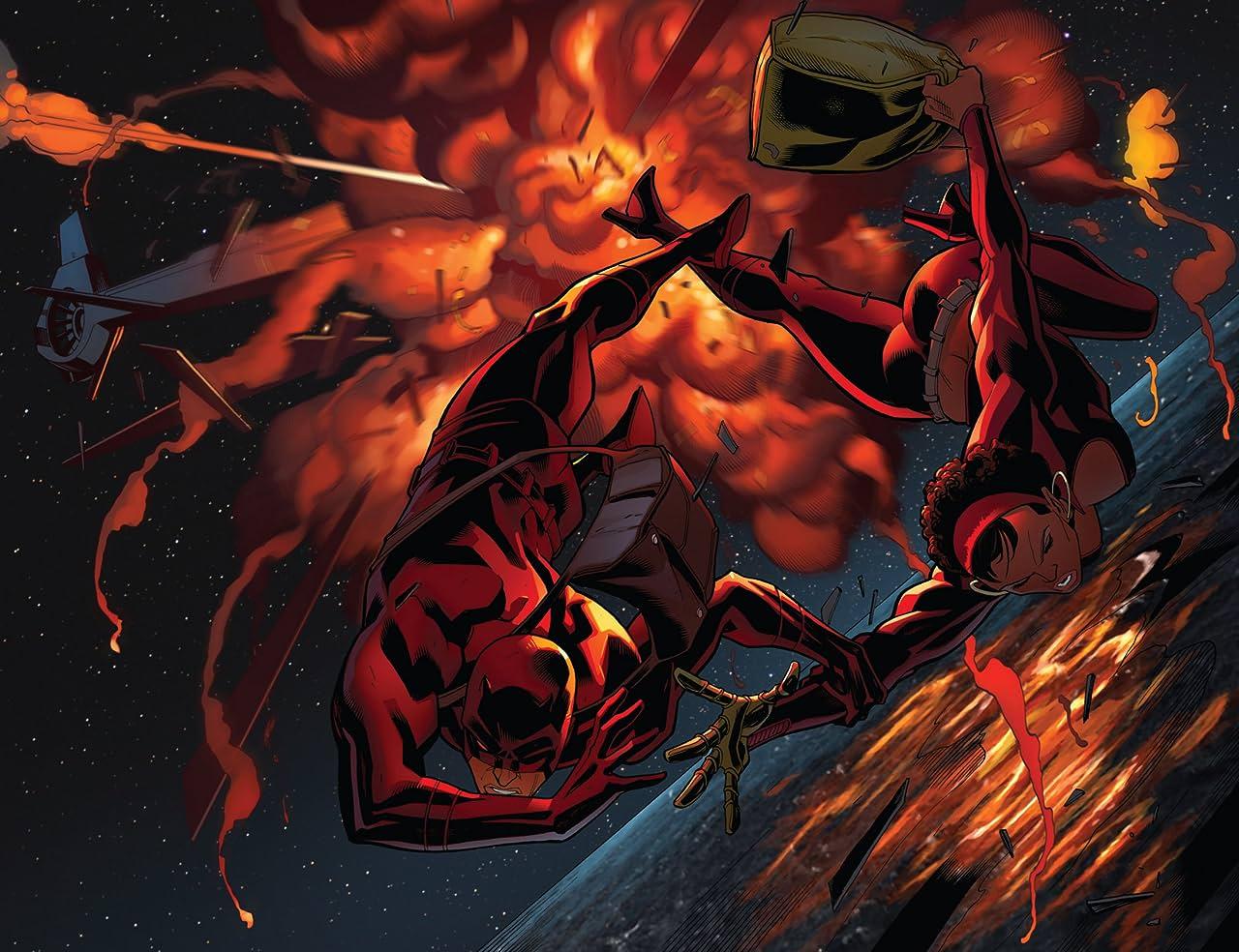 Daredevil: Dark Nights #7 (of 8)