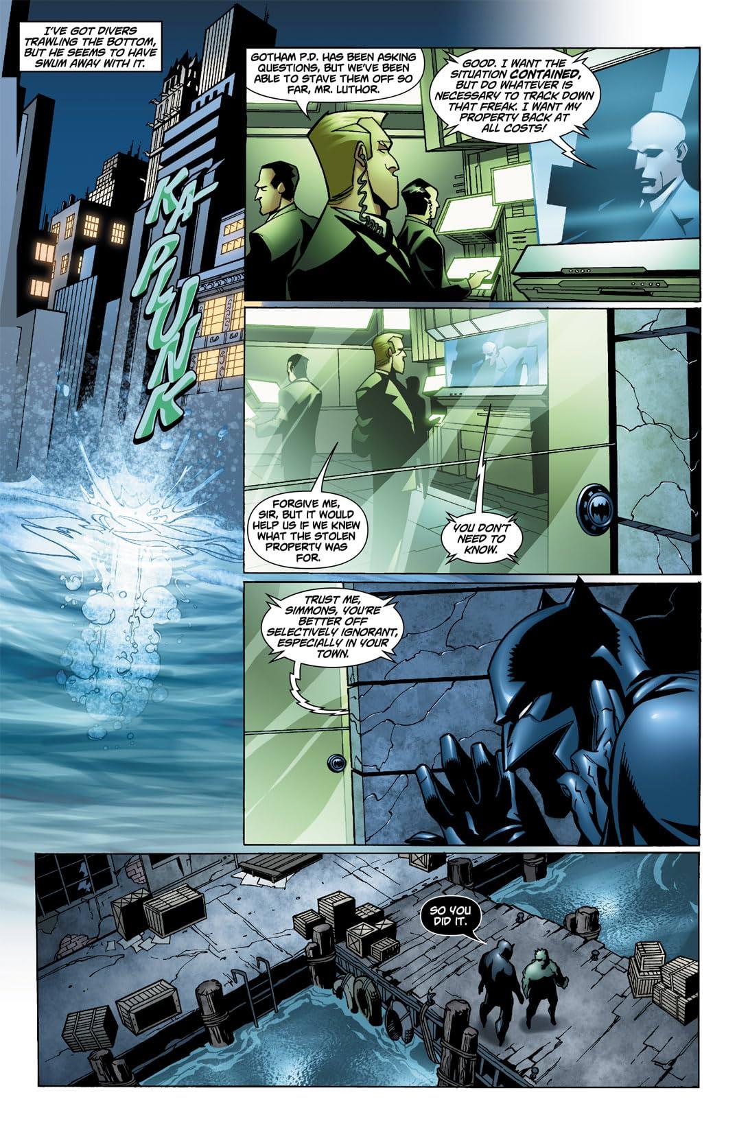 Superman/Batman #37