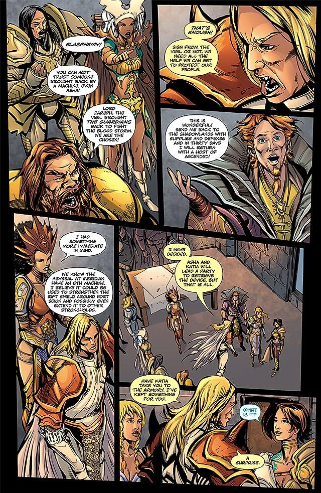 The Telara Chronicles #2 (of 4)