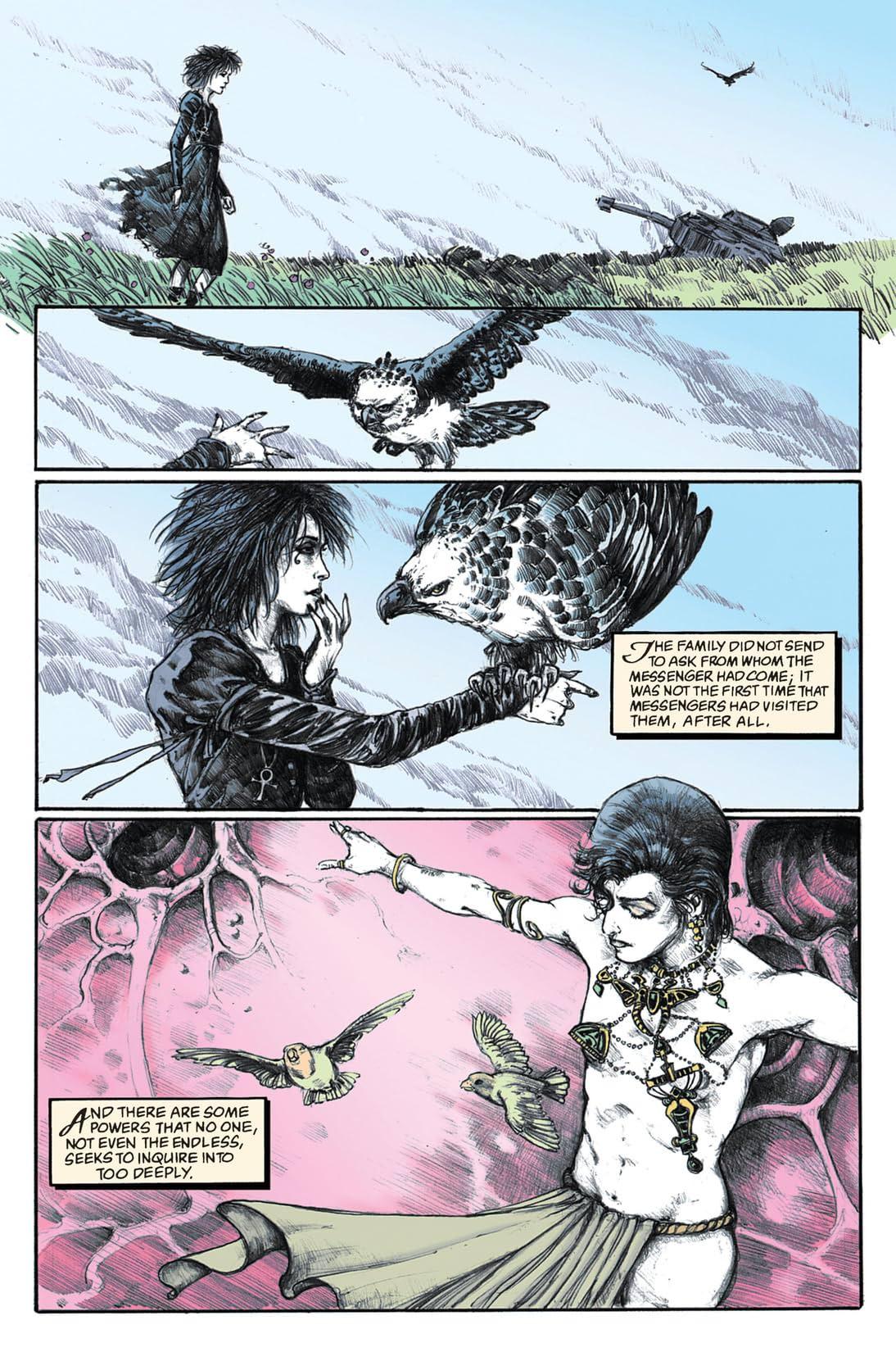 The Sandman Vol. 10: The Wake