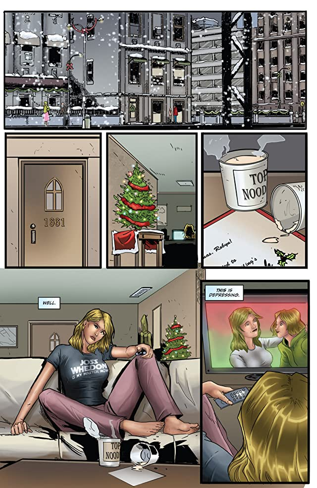 click for super-sized previews of Grimm Fairy Tales Holiday/Christmas Special 2013