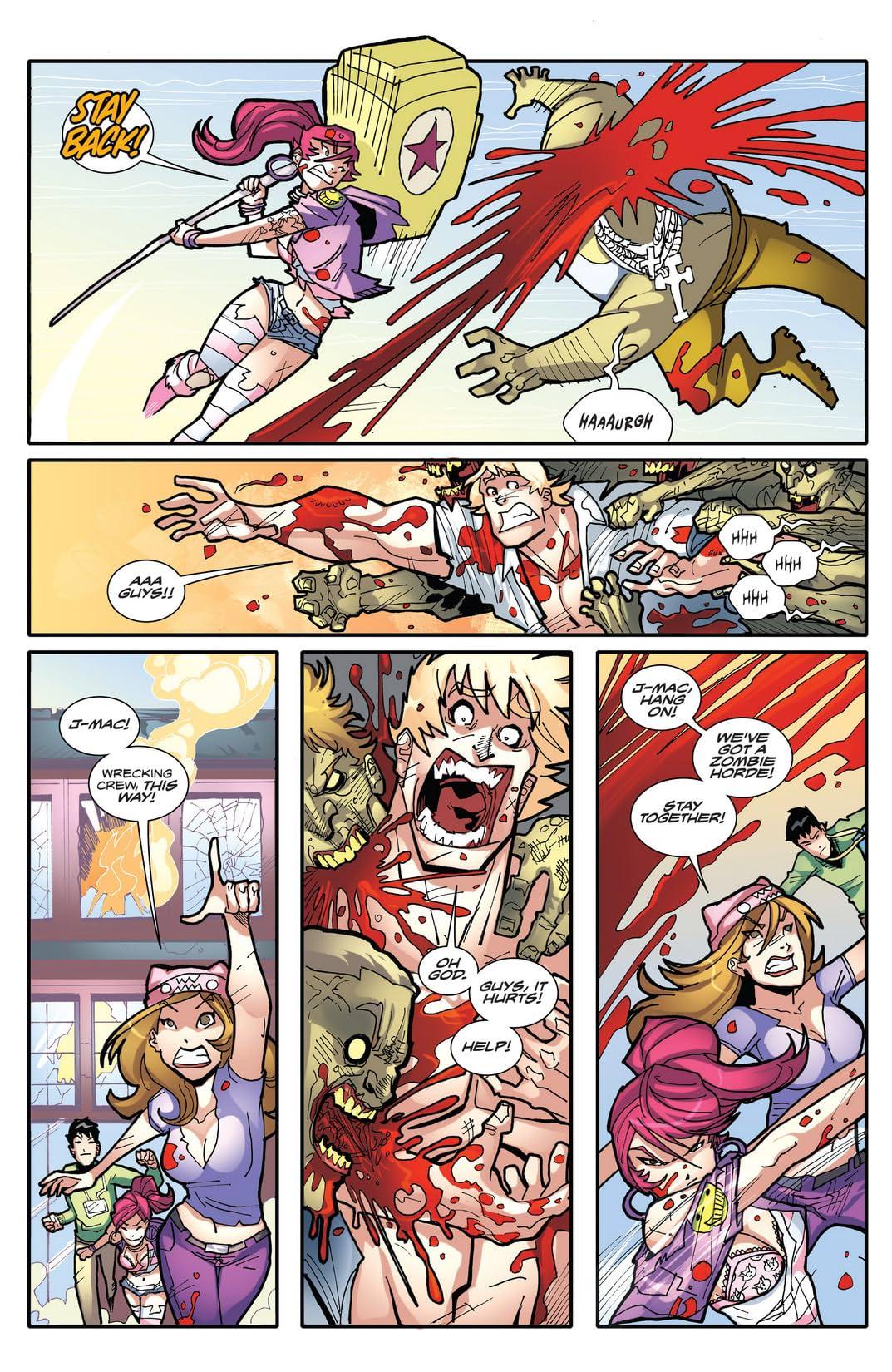 Fanboys vs. Zombies Vol. 2