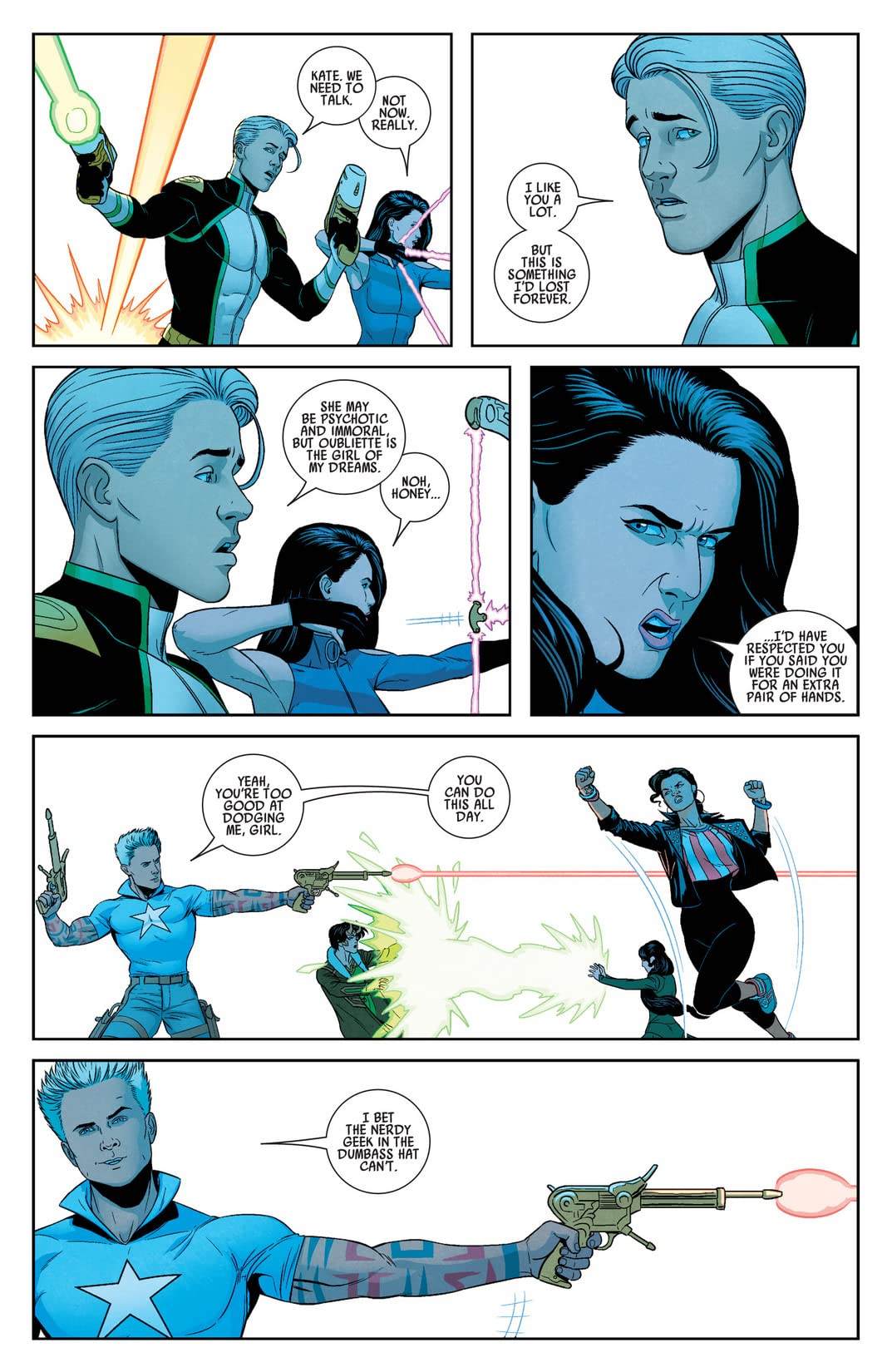 Young Avengers (2013) #13